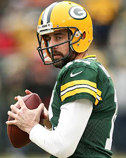 Aaron Rodgers, Forbes-Liste 2019, Sportler