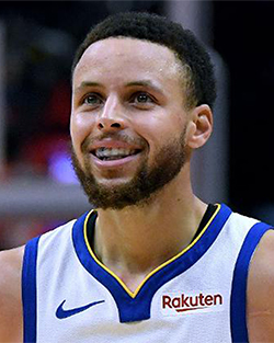 Stephen Curry, Forbes-Liste 2019, Sportler