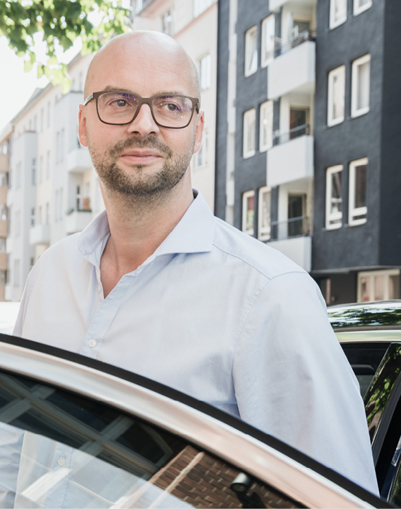 Blacklane, Jens Wohltorf, CEO, Start-up, Ride-Hailing 2