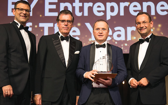 EY Event 2019 Entrepreneur of the year vienna